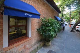 Best Restaurants in Rio de Janeiro : Olympe