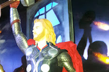 Cancun Wax Museum, Cancun, Mexico