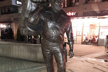 Bud Spencer Statue, Budapest, Hungary