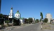 Макариевский храм на фото Торецка