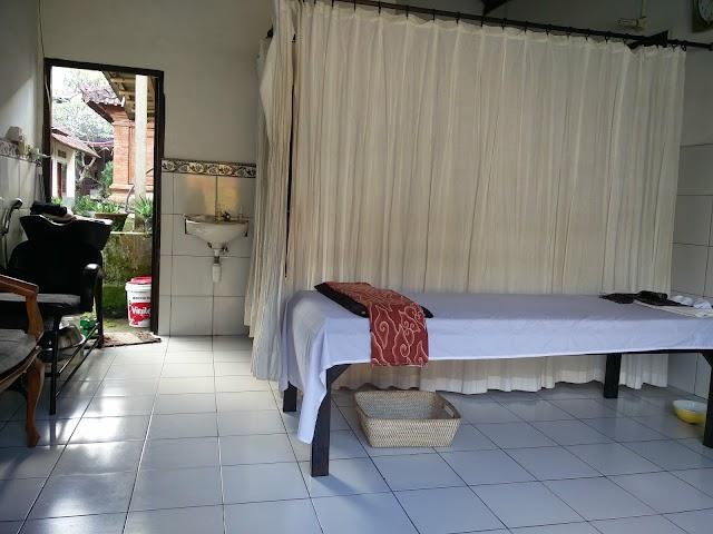 Bali santi massage
