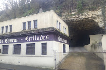 Grottes du Foulon, Chateaudun, France