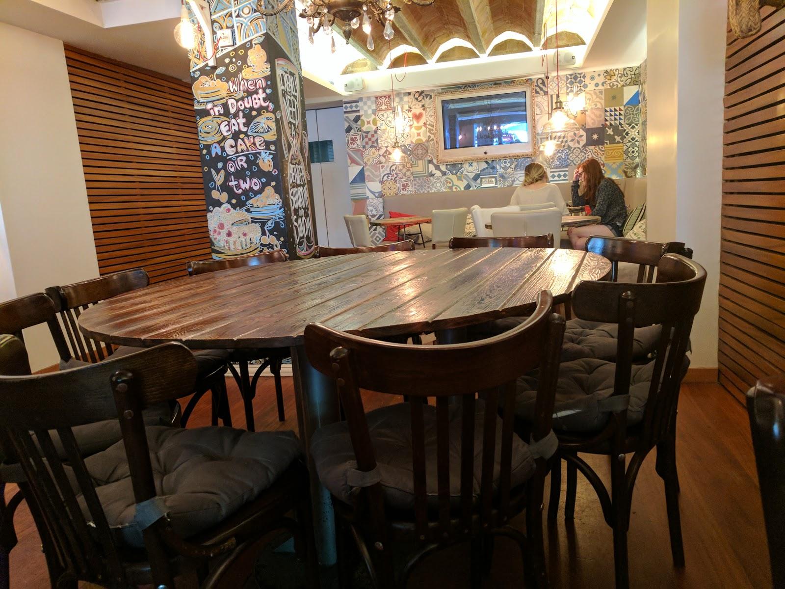 Alsur Café (Llúria): A Work-Friendly Place in Barcelona