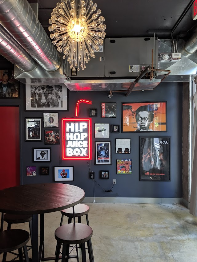 Hip Hop Juice Box Cafe