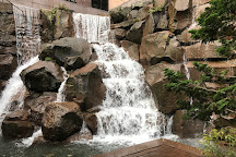 Waterfall Garden Park, Seattle, United States