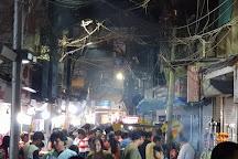 Sarafa Bazaar, Indore, India