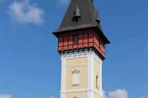 Vodárenská věž, Ceske Budejovice, Czech Republic