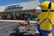 World's Largest Mailbox, Casey, United States