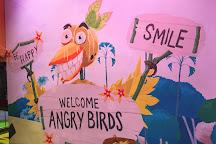 Angry Birds Activity Park, Johor Bahru, Malaysia