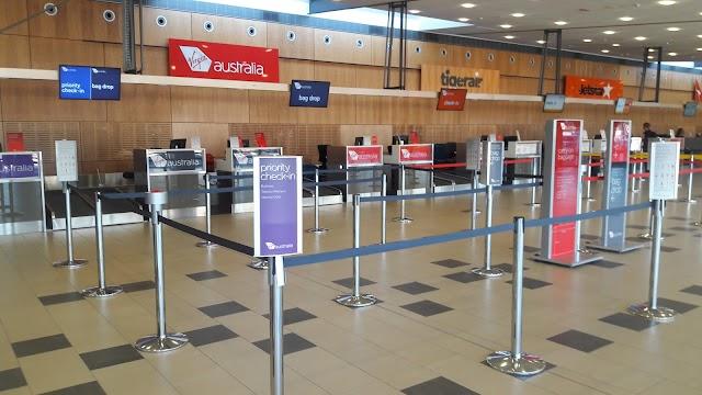 Aéroport de Hobart