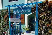 Little Blue Gift Shop, Caye Caulker, Belize