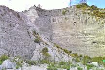 EX Cave Pomice, Lipari, Italy