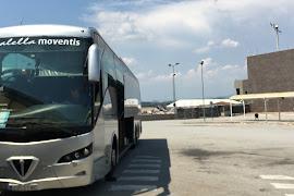 Автобусная станция   Girona Costa Brava Airport
