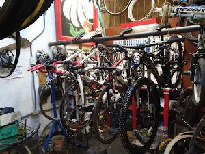 El Piñon Loco - Taller de bicicletas 6