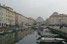 Canale Grande, Trieste, Italy