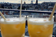 43 Up On the Roof, Paris, France
