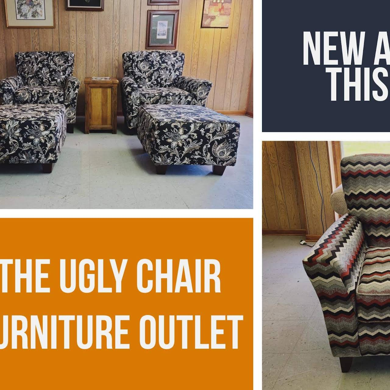 Ugly Chair Furniture Outlet - Furniture Store in Tupelo