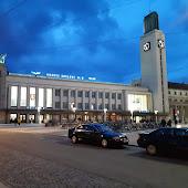 Железнодорожная станция  Hradec Králové