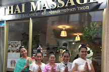 Thai Massage Center, Tel Aviv, Israel