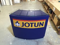 Jotun Multicolor Centre - Salsabil Building Materials