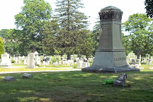 Oak Grove Cemetery, Fall River, United States