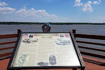Mississippi River Observation Deck, New Madrid, United States