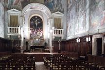 Oratorio del Gonfalone, Rome, Italy