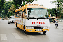 BonBon City Tour, Hanoi, Vietnam