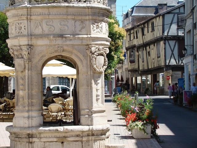 Office de Tourisme Saintonge Dorée - Bureau d'information de Saint-Jean d'Angély