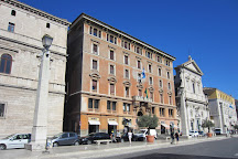 Piazza Sforza Cesarini, Rome, Italy