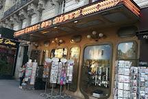 Tabac du Dome, Paris, France