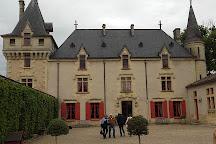 Chateau de Pressac, Saint-Etienne-De-Lisse, France
