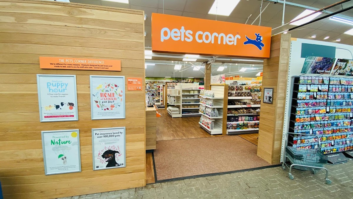 Pets Corner Lechlade store