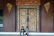 Masjid Ar-Rahman Mukim Pulau Gajah, Kota Bharu, Malaysia