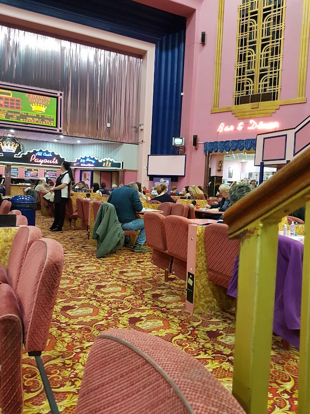 Crown Bingo & Social Club,Cosham,Hants