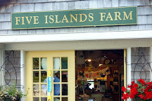 Five Islands Farm, Georgetown, United States