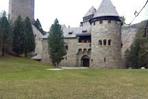 Burg Finstergrun, Ramingstein, Austria