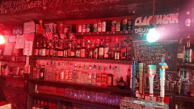 Clockwork Bar NYC