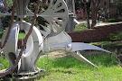 Starr Kempf's Metal Sculptures