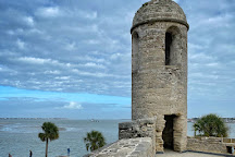 Castillo de San Marcos National Monument, Saint Augustine Beach, United States