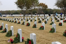 Fort Sam Houston National Cemetery, San Antonio, United States