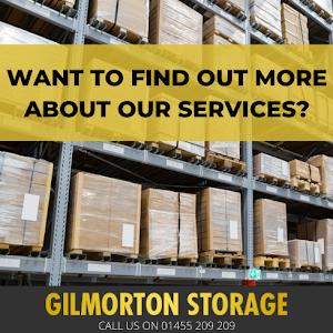 Gilmorton Storage