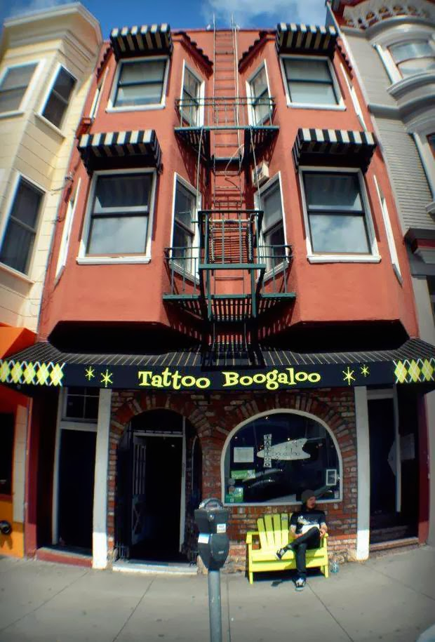 Tattoo Boogaloo