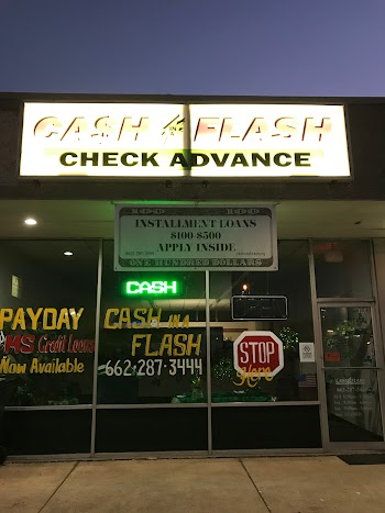 Cash In A Flash Payday Loans Picture