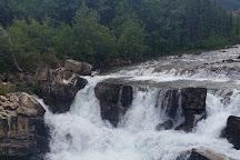 Swiftcurrent Falls, Glacier National Park, United States