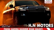 New HN Motors Sialkot
