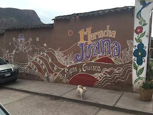 Mamacha Juana Sopas y Guisos. Restaurante & Terraza Campestre 1