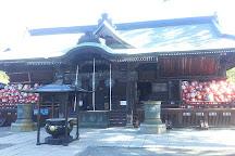 Shorinzan Darumaji Temple, Takasaki, Japan