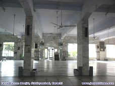 Okhai Memon Masjid Library karachi