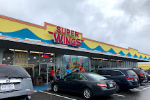 Super Wings, Kitty Hawk, United States